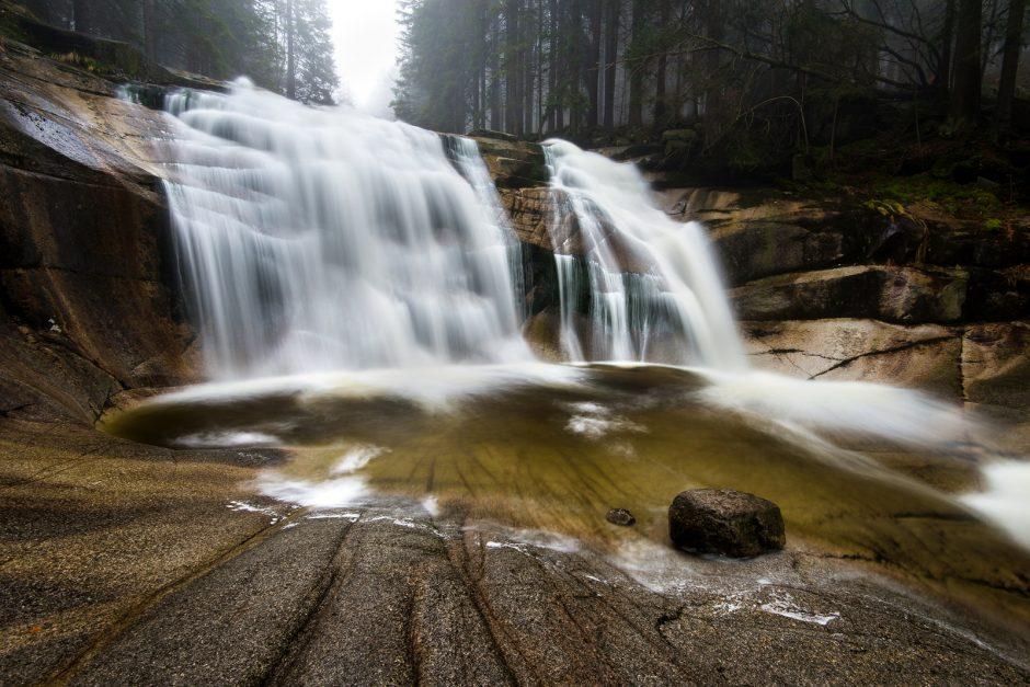 Mumlavsky vodospad